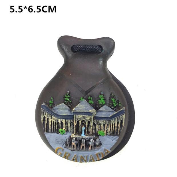 Sticker Oval Moschee C/órdoba