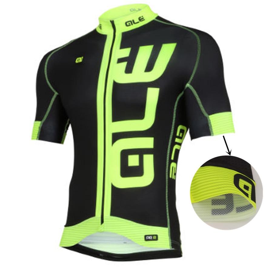 Prix pour 2017 FUQVLUN Maillots de Cyclisme VTT Porter des Manches Courtes Respirant Vélo Sport Vêtements/Maillot Ropa Ciclismo-TH7D4