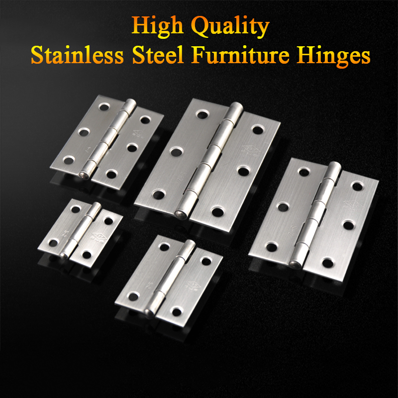 Aliexpress Com Buy Top Designed 10pcs Stainless Steel Cabinet Hinges Cabinet Drawer Screen