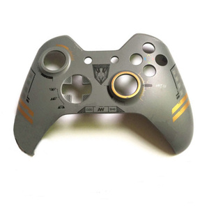 Image 1 - Game pad skin case Faceplate Shell Replacement for Microsoft xbox one controller Parts case shell gamepad protector accessories