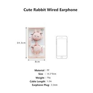 Image 5 - Auriculares con gancho para orejas de gato, 3,5mm, para música, con micrófono, para Xiaomi, Iphone, Huawei, MP3, regalo para hija