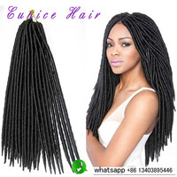 Amazing Aliexpress Com Buy Crochet Hair Dreadlock Extensions Synthetic Hairstyle Inspiration Daily Dogsangcom