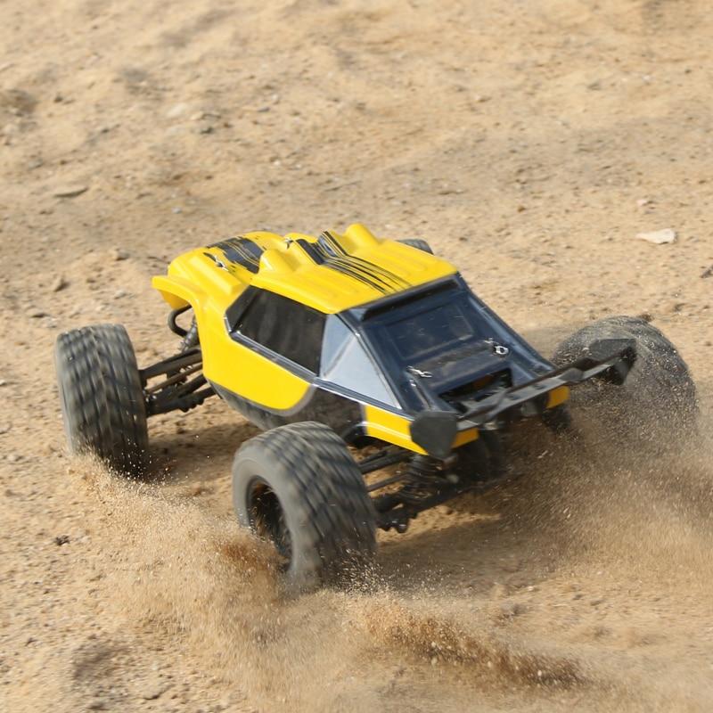 4WD Haute vitesse rc racing 2.4G 40 km/h 1:12 télécommande SUV rc chenilles entraînement Escalade RC Jouet LED Lumière automatique de voiture à distance 12891