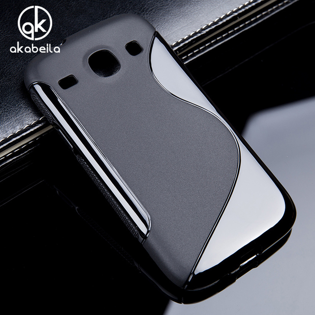 AKABEILA Case For Samsung Galaxy Core II 2 G355M Core2 Duos G355H G355 I8260 I8262 J5 Prime On5 2016 G570F Silicon Case Cover