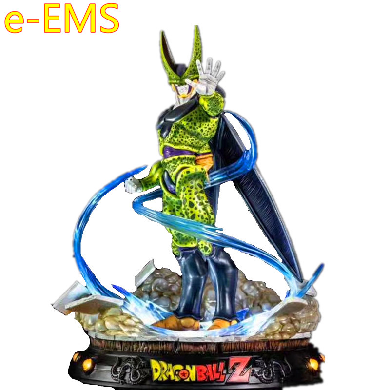 Dragon Ball GK 1/4 Biochemical Humanoid Biology Cell Third Form Resin Statue Action Figure Collection Model Toy G2395Dragon Ball GK 1/4 Biochemical Humanoid Biology Cell Third Form Resin Statue Action Figure Collection Model Toy G2395