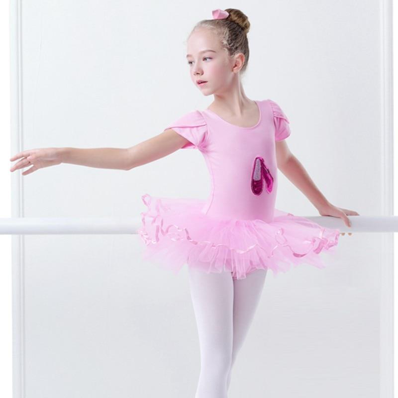 font-b-ballet-b-font-dance-wear-girls-pink-dance-costumes-sequin-child-kids-font-b-ballet-b-font-dresses