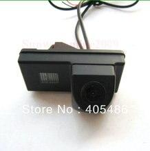 Бесплатная доставка! Sony CCD заднего вида обратный зеркальное изображение с руководство камера для TOYOTA LAND CRUISER 200 LC200 / REIZ 09