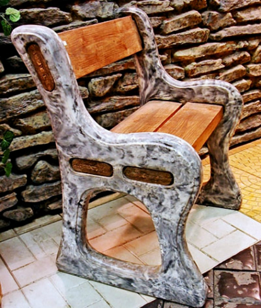 Aliexpress Com Buy Plastic Molds For Concrete Paving Slabs Wall Stone Cement Tiles Quot Bench