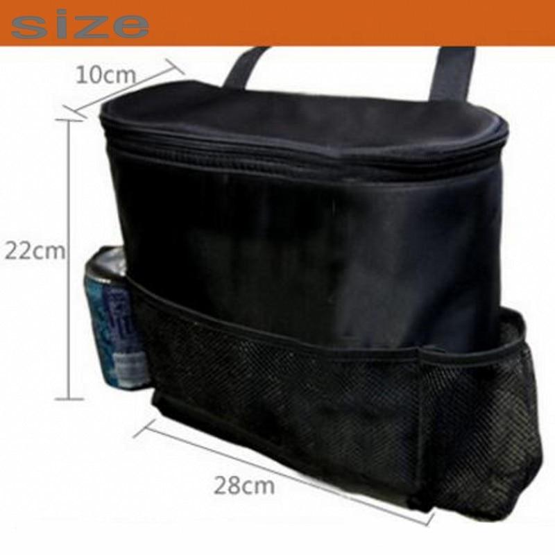 Verkopen Cars Sling Trip Hoge kwaliteit Koeler Ice Bag Isolatie Eten - Home opslag en organisatie - Foto 2