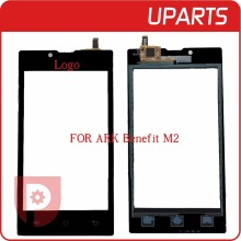 A+ High Quality 4.0″ For ARK Benefit M2 Touch Screen Digitizer Sensor Glass Lens Panel Black Tracking Code Free Shiping