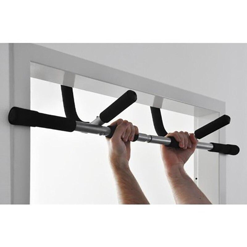 Дверной проем Подбородок Бар Турнике крючок для тренировки основных Indoor подтянуть с несколькими использует