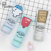 Large Capacity Cute Toothpaste Pencil Cases Creative 3D Pencilcase Food Printing Pencil Bag For Boy and