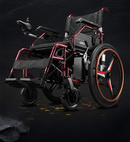 Medical Care Equipment electric travel wheelchair with PG joystick controller