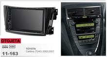 Подходит для toyota caldina (T240) 2002-2007 quad core android 8,1 frame плюс автомобильное радио Мультимедиа Стерео головных устройств магнитофон gps