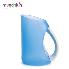 Мягкий кувшин голубой для мытья волос от 6 мес Munchkin