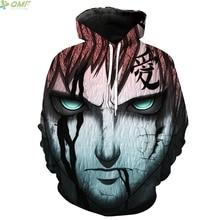 Naruto Print Cosplay Hooded (24 syles)