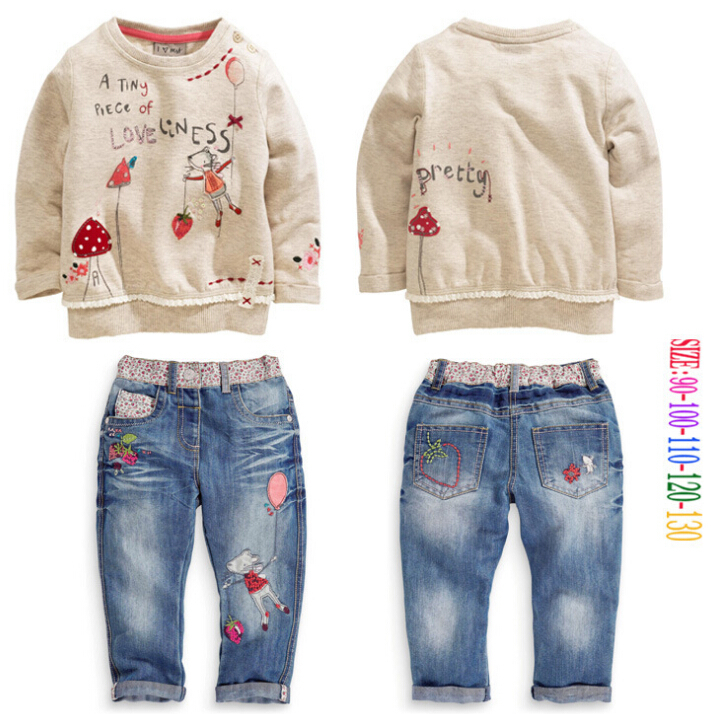 Aliexpress.com : Buy 2014 New Baby Clothing Next Baby Girls ...