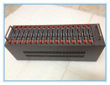 2015 Новое прибытие 16 портов смс модемный пул с wavecom Q2303 модуль