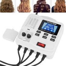 Small Portable Digital PTC Heating Hair Perm Machine with Hair Roller Adjustable Temperature Styling Tools for Salon Barber Shop