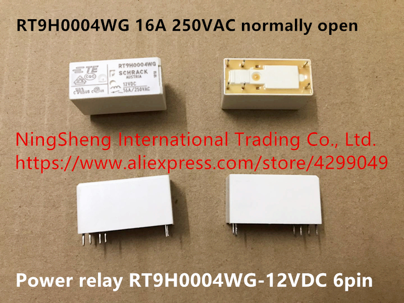 5pcs 10pcs RT314024 New Genuine 8Pins Relay 16A250VAC 24VDC