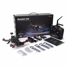 Walkera Runner 250 PRO GPS Racer Drone RC Quadcopter 800TVL Camera OSD DEVO 7 Transmtter FPV Racing Drone
