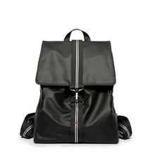 Backpack Men Backpack Men's PU Leather School Backpacks For Teenagers Luxury Designer Brand Large Capacity Backpacks Travel Bags uiyi brand men backpack pu leather male functional bags men waterproof backpack big capacity men bag school bags for teenagers