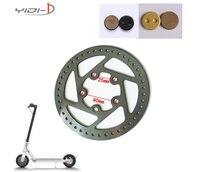 XIAOMI MIJIA M365 электрический скутер настроить тормозной диск 110 мм заднее колесо тормозного диска
