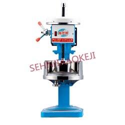 Płatek śniegu maszyna do lodu 220 V/240 V elektryczny rozdrabniacz do lodu 1/4HP handlowych miedziana taca maszyna do lodu 350 W 1 PC