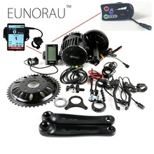 Bafang BBSHD 48 V 1000 W Ebike vélo Électrique Moteur 8fun mi entraînement vélo électrique conversion kit C965 affichage avec capteur de frein
