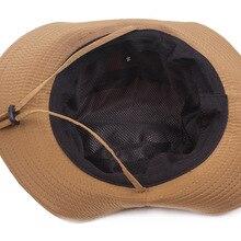 Men's Women's Bob Summer Bucket Hats Outdoor Fishing Wide Brim Hat UV Protection Cap for men women Hiking Sombrero Gorro Hats