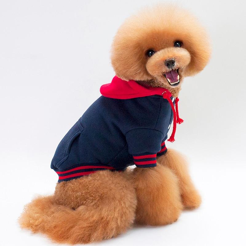 Warme Winter Hondenjas Hondenkleding Puppy Outfits voor Kleine - Producten voor huisdieren