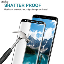 Tempered Glass For Samsung Galaxy Note 8 Screen Protector sFor Glass Samsung Galaxy Note 8 N950F Protective Film Note 8 Wolfsay