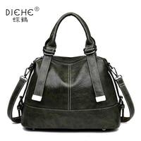 Retro Female Handbags Women Tote Designer Fashion Shoulder Bags Laides High Quality Leather Bags Women Sac Femme bolsa feminina