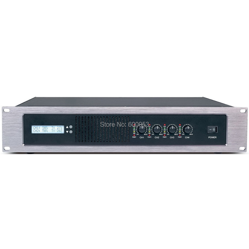 4 Channel 5000 Watts Professional Digital High Power Amplifier Amp 50 Audio Stereo Micwl Gb1504 In From Consumer Electronics On Alibaba