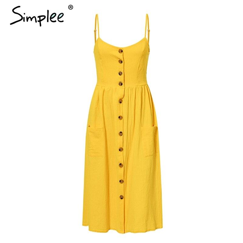 0c9678976faf2 Simplee Elegant women midi dress Summer casual plus size