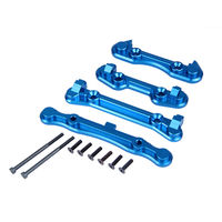 CNC Metal Front Rear 8MM Whole Arm Pivot Pin Code for 1/5 LOSI 5IVE T Rovan LT Rc Car Part