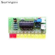 1 PCS Electronic diy kit LM3915 Audio Level Indicator DIY Kit Electroni