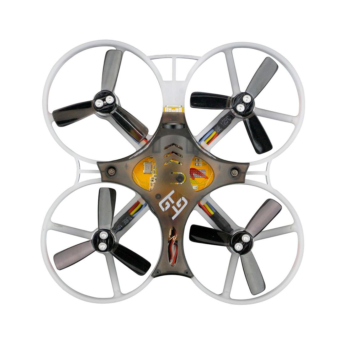 New LDARC 2S Power TINY GT7 75mm Wheelbase Ting Whoop Drone Mini Quadcopter Betaflight SPRACINGF3 10A BLHeli 800TVL Cam BNF man ting