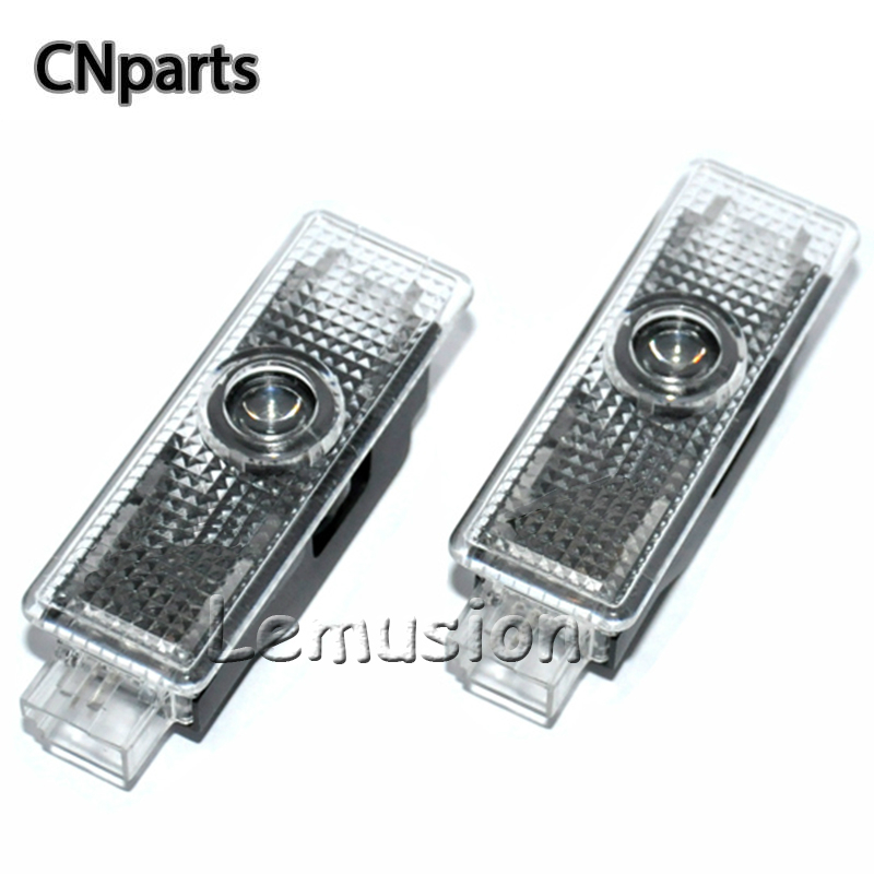 Us 13 13 20 Off Cnparts For Land Rover Range Rover Freelander 2 Discovery 4 Evoque 2x Led Courtesy Lamp Car Door Welcome Light 12v Accessories In