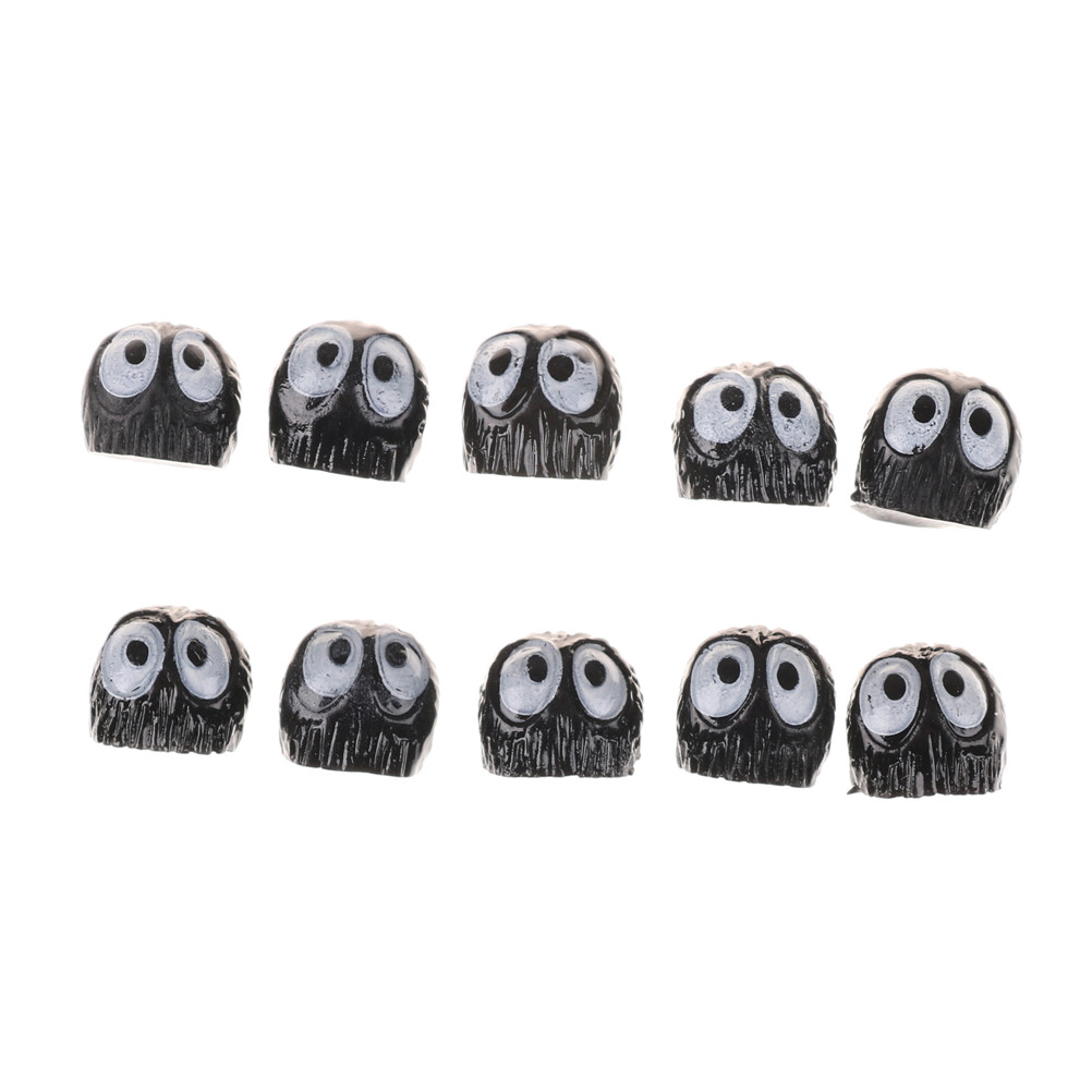 10pcs//lot Spirited Away miniature figurines toys cute lovely Kids Toy  new.