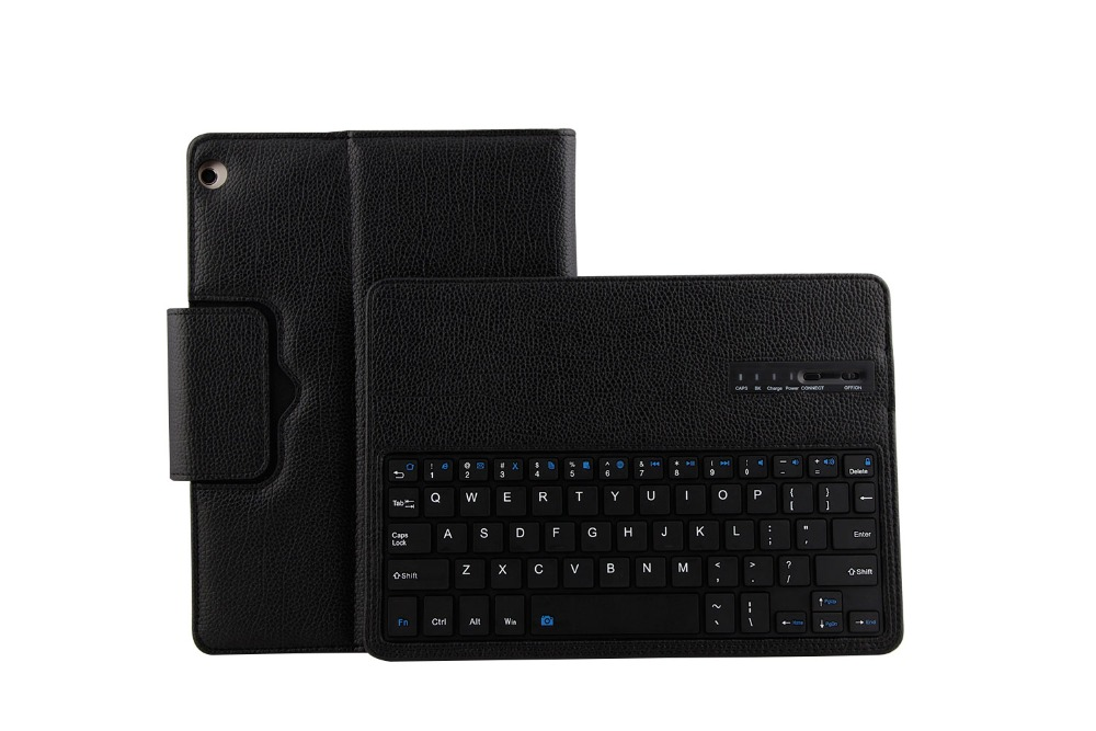 Tablets & E-books Case Tablet Accessories Wireless Bluetooth Keyboard Case For Huawei Mediapad M2 Lite 10.1 Fdr-a03l Litchi Pu Leather Protective Shell+stylus Pen+film To Help Digest Greasy Food