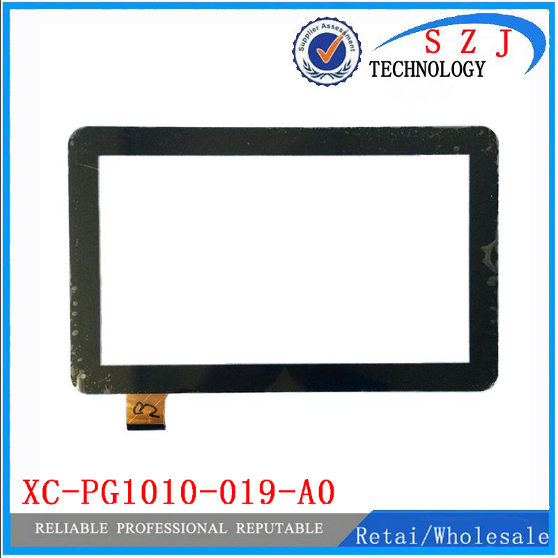 New 10.1'' inch Touch Screen touch Digitizer Replacement Glass Panel XC-PG1010-019-A0 XLY Free shipping 10 1 inch xc pg1010 014 xc pg1010 005fpc fhx ydt1226 a0 opd tpc0305 ytg p10025 f1 touch screen panel touchscreen glass table pc
