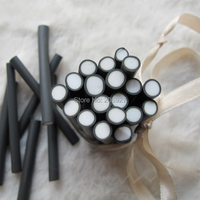 5pcs M-63 5mm Cute Round Cane Fancy Nail Art Polymer Clay Cane Nail Art Decoration