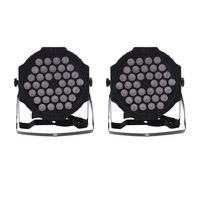 36W LED CAN Stage Light By IR Remote Control Party Disco DMX512 Lighting