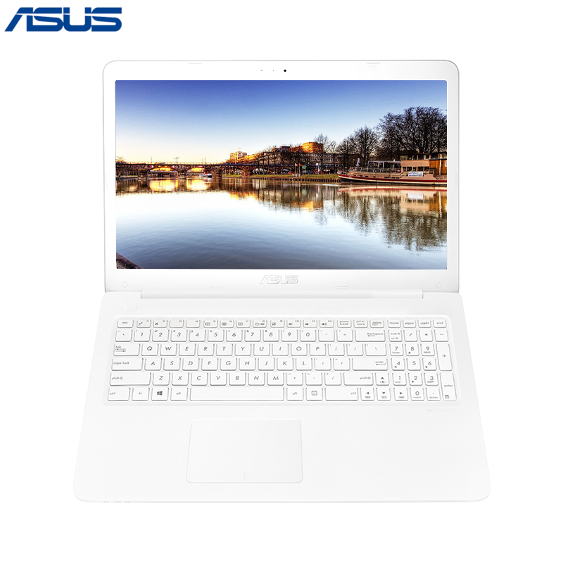 ASUS Laptop E502NA3450 Win10 15.6 Inch Quad Core Intel Core N3450 4GB DDR3L RAM Portable Notebook