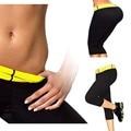 Womens Slimming Pants Hot Thermo Neoprene Sweat Sauna Body Shapers