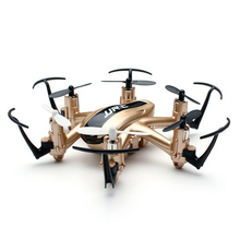 Profesión Drones Quadcopter JJRC H20 2.4G 4CH 6 Axis 3D Vuelco Sin Cabeza dron RC Modelo de Helicóptero de Control Remoto Para Niños juguetes