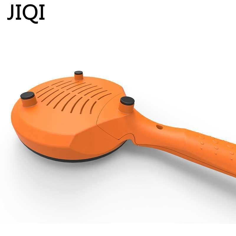 JIQI Authentic Pizza Home Electric Baking Tablet Furnace Bake Machine.Pancake Machine Breakfast