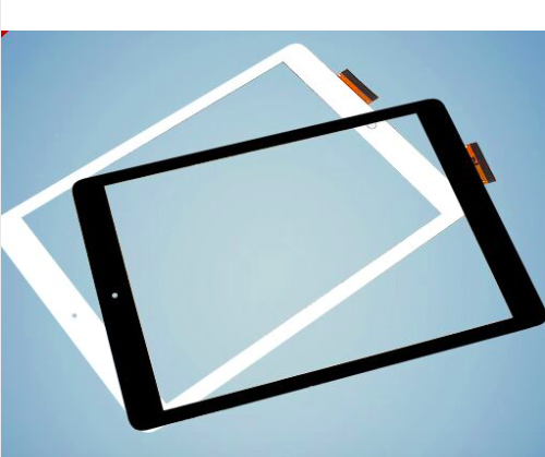 New For 9.7 inch Irbis TX97 Tablet touch screen panel Digitizer Glass Sensor replacement Free Shipping new touch screen digitizer glass touch panel sensor replacement parts for 8 irbis tz881 tablet free shipping