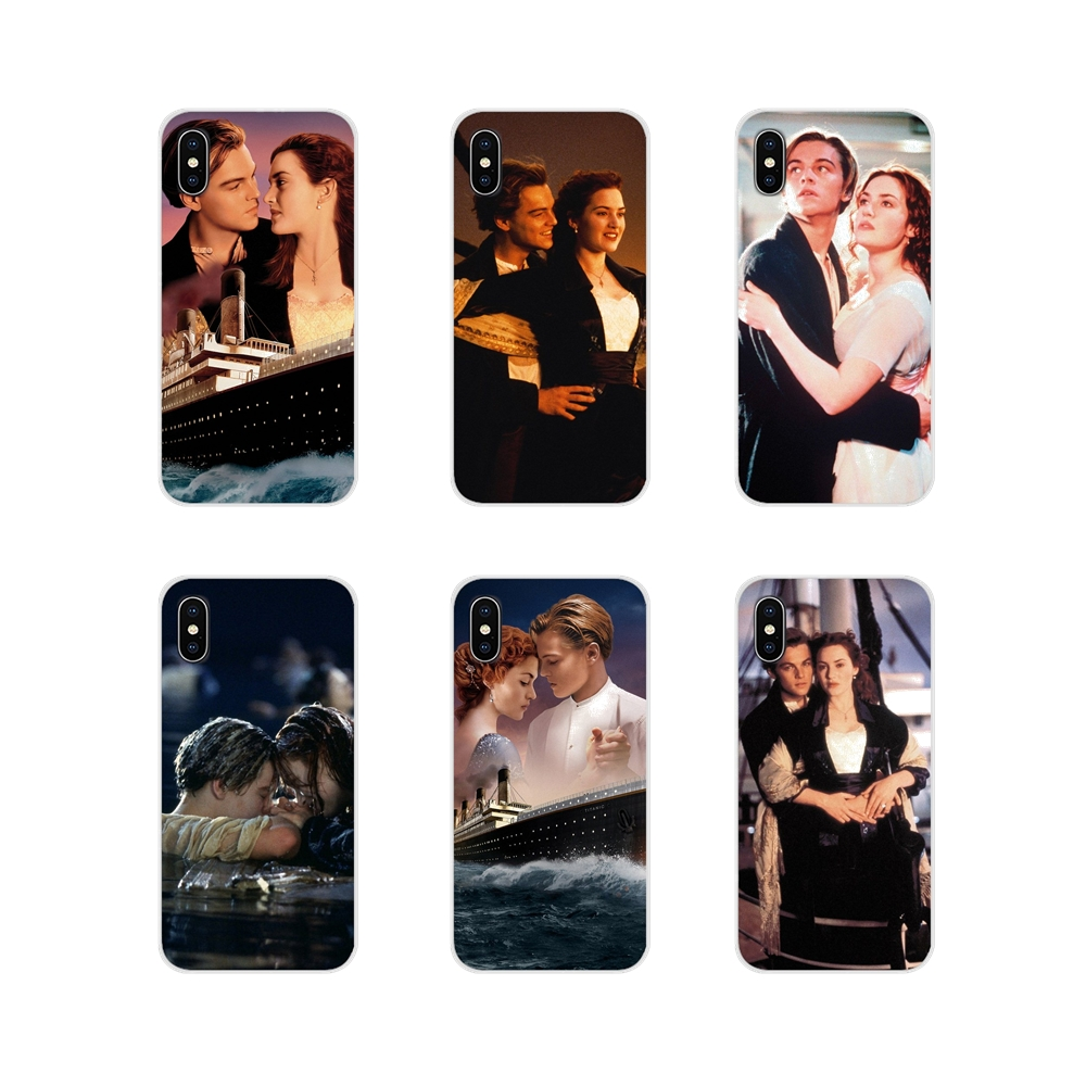 Film Titanic Accessories Phone Cases Covers For LG G3 G4 Mini G5 G6 G7 Q6 Q7 Q8 Q9 V10 V20 V30 X Power 2 3 K10 K4 K8 2017